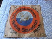 Modern Usaf 303Rd Rescue Sqdn Dumbo Squadron Ready Room Bar Wall Flag