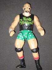 Wwe Wwf Jakks Bca Bone Crunchers Headbangers Mosh Wrestling Action Figure #6