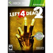 Left 4 Dead 2 Xbox 360 - Xbox 360 Supported - ESRB Rated M (Mature 17+) - Action