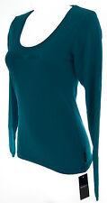 Maglia t-shirt donna EMPORIO ARMANI a.163378 4A263 T.XS col.02183 ottanio