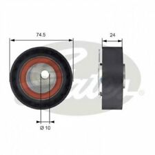 GATES Tensioner Pulley, timing belt PowerGrip® T43116