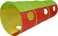 Childrens Kids Baby Pop Up Play Tunnel Tent Girls Boys Playhouse Indoor Outdoor