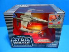 Star Wars Micro Machines Action Fleet Luke's X-Wing Starfighter & Luke & R2-D2