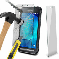 Genuine Premium Tempered Glass Film Screen Protector for Samsung Galaxy Xcover 3