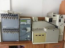 Lot Of Lab Equipment For Start Up With Gc With Purge And Trap