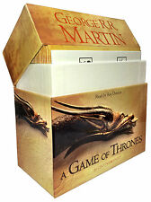 A Game of Thrones (A Song of Ice and Fire, Book 1) Audio CD George R. R. Martin