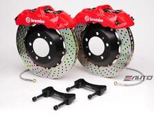 Brembo Front GT Brake 6pot Red 355x32 Drill Disc BMW F20 F21 F22 F30 F32 F33