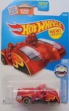2016 Hot Wheels HW SHOWROOM 9/10 Side Ripper 119/250 (Red Version)