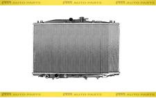 FOR HONDA ACCORD EURO 03-5/08 RADIATOR, 2.4L, PETROL, AUTO/MANUAL