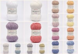 Sirdar Snuggly Replay DK Knitting Crochet Yarn, Patterns Cotton Acrylic 50g Ball