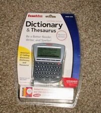 Franklin MWD-1470 Electronic Dictionary and Thesaurus