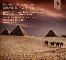 The King's Consort - Handel: Israel in Agypten