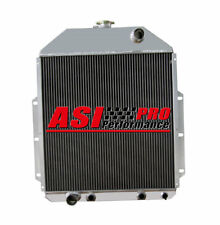 PRO 3 ROW Aluminum Radiator FOR 42-52 FORD TRUCK FORD ENGINE43 44 45 46 47 48 49