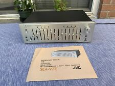 Jvc 4 Channel Sea Controller Sea-V7E Quadraphonic Equalizer Vintage Japan