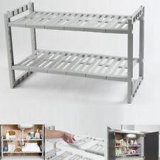 Bibliothèques, étagères et rangements gris en plastique pour la cuisine