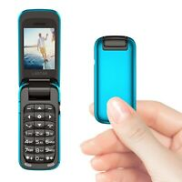 Mini Small GSM Mobile Flip CellPhone Music Dialer L8start BM60