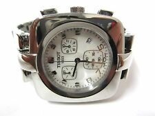 Tissot Womens Odaci-T Mother of Pearl Chronograph Watch - T0203171111700