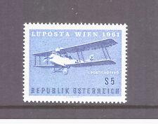 Austria MNH 1961 Aviation Planes LUPOSTA VIENNA mint  stamp SG1363