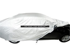 MCarcovers Fit Car Cover + SunShade for 1970-1972 Chevrolet Chevelle MBSF_225554