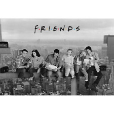 Friends Poster Skyscraper | OFFICIAL