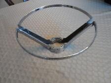 CADILLAC 1959  ELDORADO  HORN RING REPAIRED ANY 59 CADILLAC