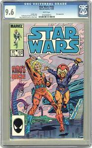 Star Wars #102 CGC 9.6 1985 0163569010
