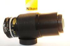 Nikon Zoom Nikkor 80-200mm f/4.5 AI lens for FG N2000 F3 HP FM2N FA FE2