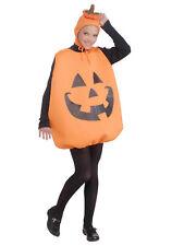 Jack-o-Lantern Adult Unisex Costume - Pumpkin Costume