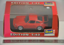 38 ) Revell Metal Edition 28104 1:43 Porsche 930 Turbo in rot