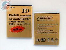 High Capacity Gold Batterie Akku 2800mAh Für Samsung Galaxy S2 II GT - i9100