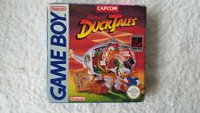 NINTENDO GAME BOY -  DUCK TALES (BOXED 1)