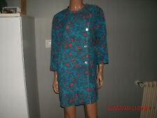 blouse nylon  nylon kittel nylon overall N° 4125 T42/44