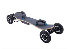 Electric Skateboard Kit Off Road Motor Remote Wheels 10Ah Battery 40Kmh Us