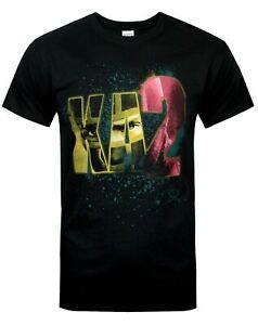 Kick-Ass Graffiti Men's T-Shirt Black