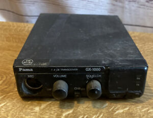 Pama UK CB Model GX-1000 *Spares/Repairs* See Description (b)