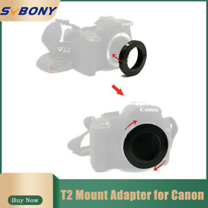 070 Camera Adapter Ring Portable Aluminium Alloy Adapter Ring M42X0.75mm T2 Mount Astronomical Telescope to for Nikon N1 Mount Camera Body