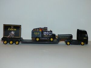 Rarity, 1:87, MB Actros TL Long With MB 911 Truck, Fire Brigade, Leikeim, Nr.024