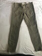 Current/Elliot Jeans Skinny Dusty Olive