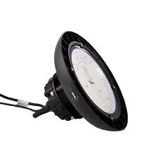 Waterproof Round High Bay, SAMSUNG LED Chips, 5 Year Warranty, 5000K Shop Light