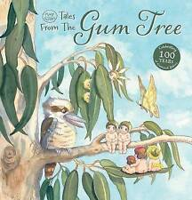 May Gibbs TALES FROM THE GUM TREE Children's Reading Picture Story Book NEW 2017