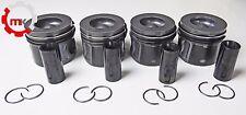 Ford Fiat Citroen Peugeot 2,2 TDCI / HDI  Kolben Piston Set Übermaß +0,50mm