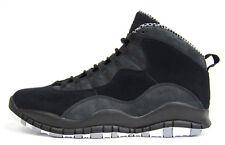 2012 Nike Air Jordan 10 X Retro Stealth Size 8. 310805-003 1 2 3 4 5 6