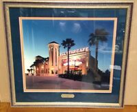 "Disney's Wide World of Sports All Star Cafe 1998 Framed Photograph 32.5"" x 29.5"""