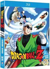 Dragon Ball Z . The Complete Season 7 . Staffel DragonBall Anime . 4 Blu-ray NEU