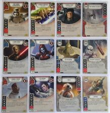 Star Wars Destiny Awakenings Rare Card with Dice Selection