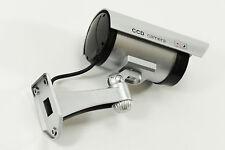 WOW Kamera Überwachungskamera batteriebetrieben Dummy ATTRAPPE  Videokamera