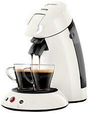 Philips Coffee Pod Machine White Senseo Espresso Maker 0.7L Intensity Select