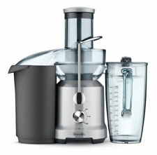Breville BJE430SIL Juice Fountain Electric Juicer