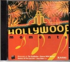 (BK264) Hollywood Moments, various film song 1995 DJ CD