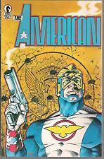 The American Book 1 Framed Graphic Novel ($5.95, Vf/Nm) Dark Horse Comics